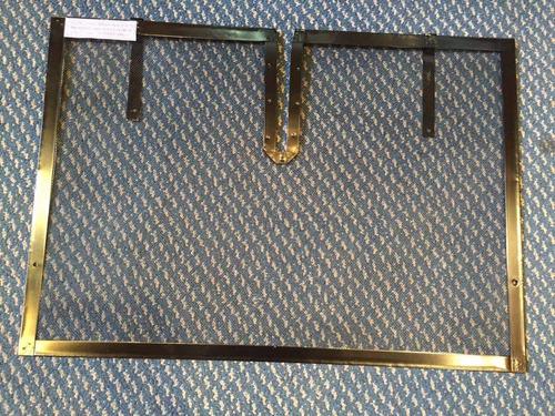 mariposero, protector de radiador para toyota hilux (bracco)