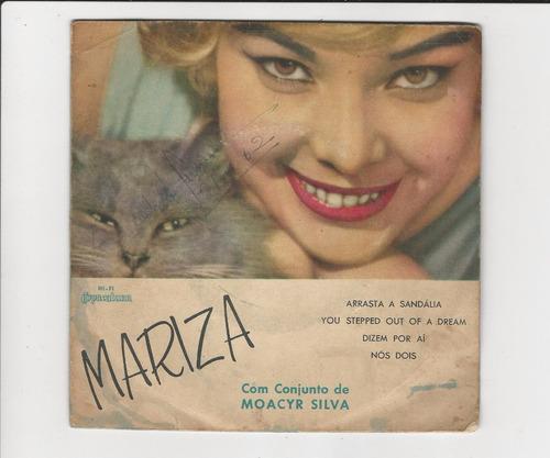 marisa - arrasta a sandália - compacto ep 14