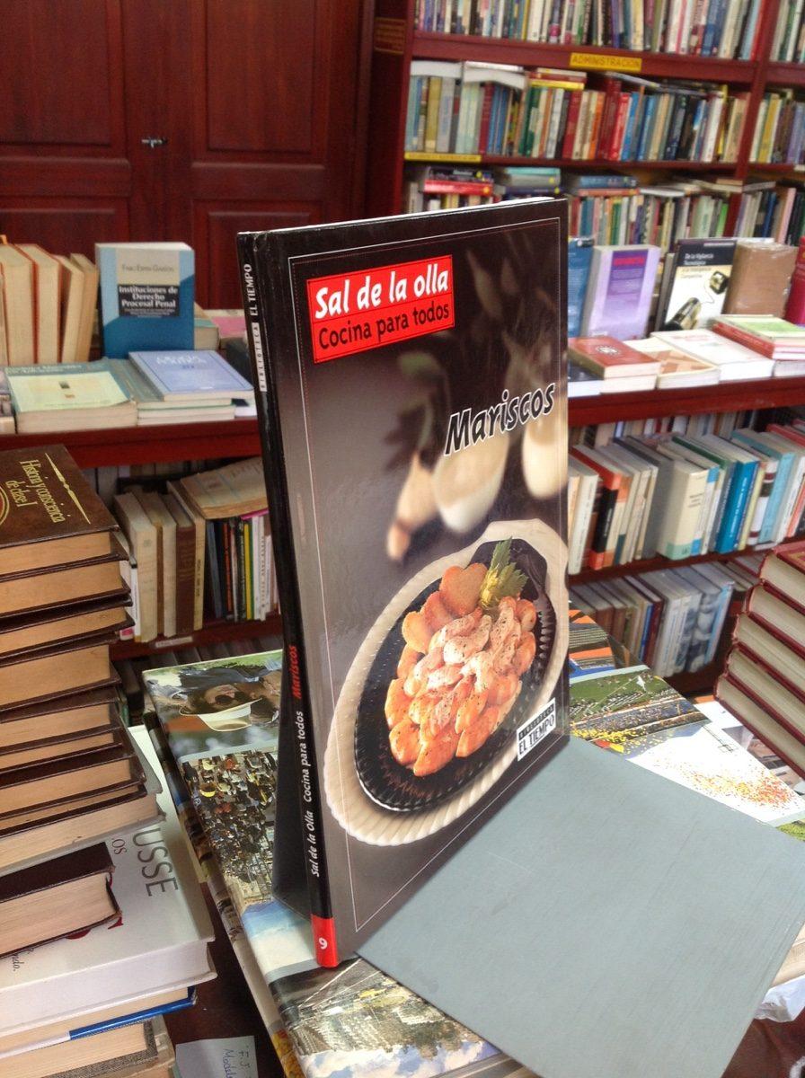 Mariscos sal de la olla cocina para todos en mercado libre - Cocina para todos ...