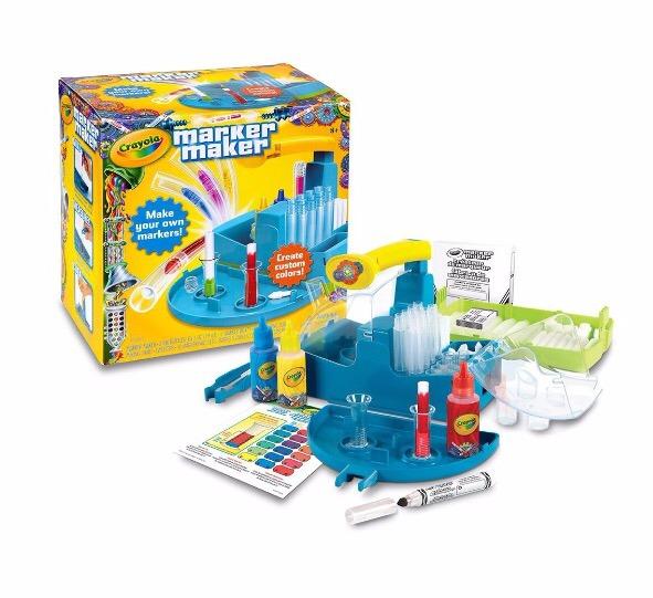 Marker Maker Fabrica De Fibras Crayola - $ 850,00 en Mercado Libre