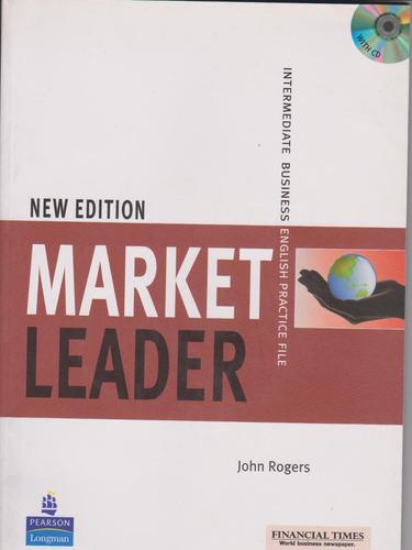 market leader new ed.intermediate ej.con cd.nuevo ¡oferta!