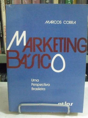 marketing básico - marcos cobra