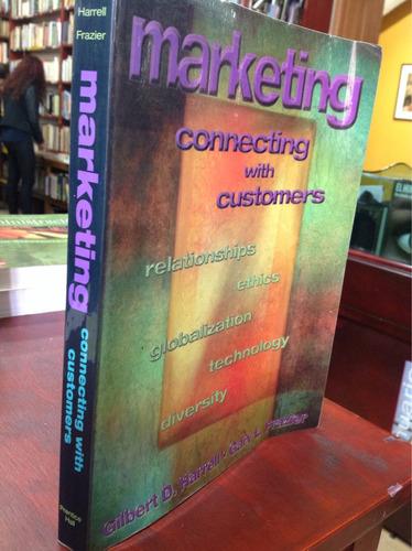 marketing conectando con clientes. gilbert d. harrell-inglés