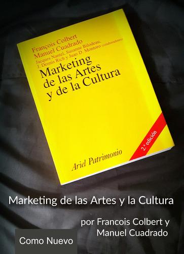 marketing de las artes y la cultura por m. cuadrado teatro