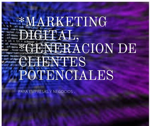 marketing digital gerador de clientes potenciales curso