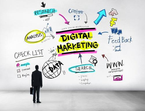 marketing digital - redes sociales