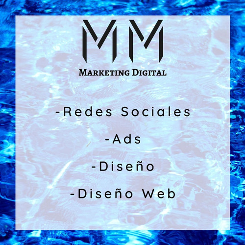 marketing digital - redes sociales, ads, diseño, diseño web