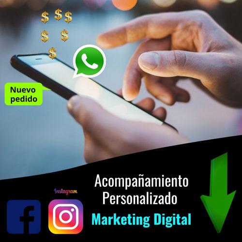 marketing digital y redes sociales - curso personalizado
