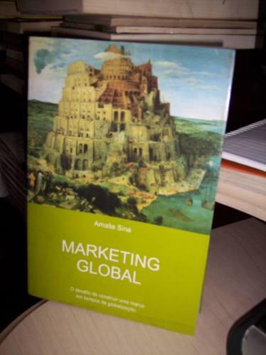 marketing global, amalia sina