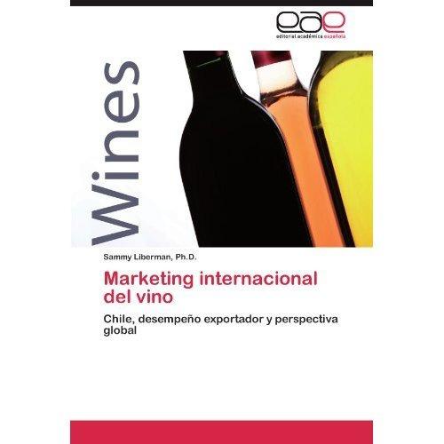 marketing internacional del vino; ph. d. sammy  envío gratis