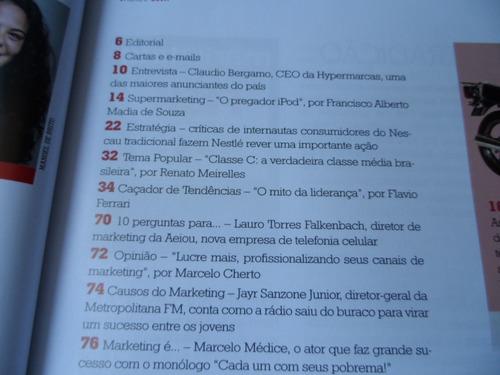 marketing na direção certa set 2008 n 428 premios profis