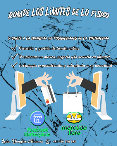 marketing online, ventas en linea, tiendas virtuales, redes.