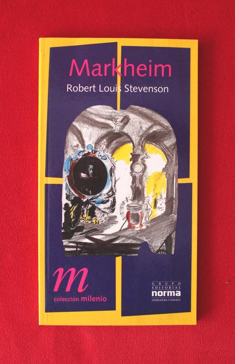 markheim robert louis stevenson