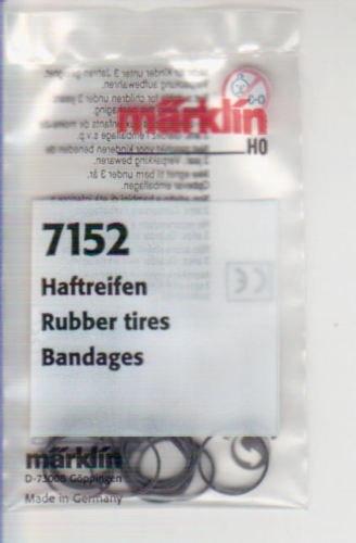 marklin 7152. aros de adherencia para locomotoras.