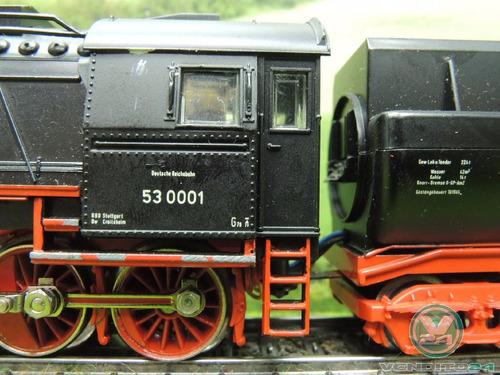 marklin locomotora a carbon db borsig digital