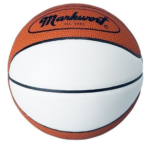 markwort mini autógrafo baloncesto