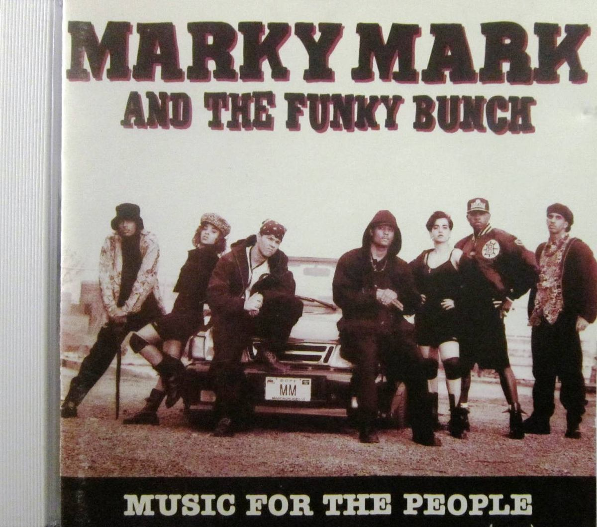marky mark the funky bunch music for the people imp usa en mercado libre. Black Bedroom Furniture Sets. Home Design Ideas