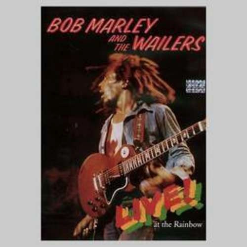 marley bob live at rainbow dvd nuevo