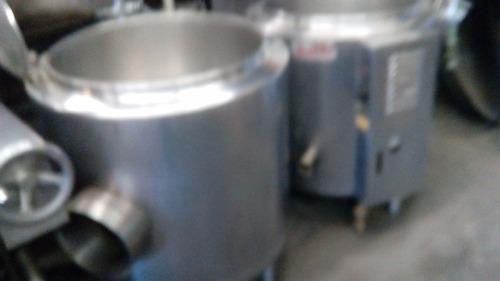 marmita de 40 gal a gas completa excelentes condiciones