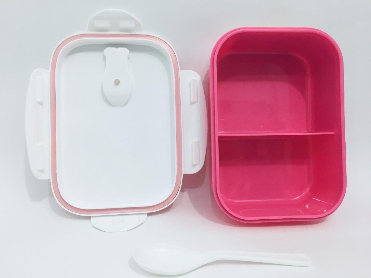 3166a686e marmita de plastico com divisoria /lancheira/porta alimentos. Carregando  zoom.