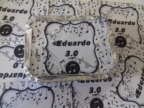 marmita personalizada aniversario 100unidades 250 gramas