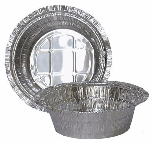 marmitex de alumínio nº 9 máquina c/400 unidades c/ tampa