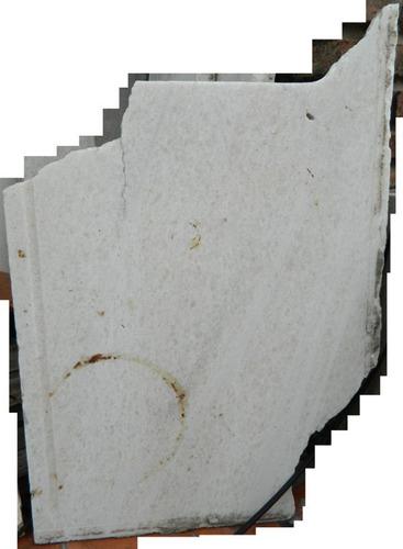 marmol blanco mesada rota 77 x 61 x 3.3 cms