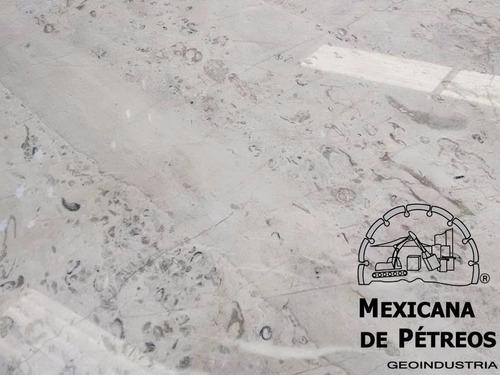 M rmol blanco perla 30 5 x 30 5 para pisos y fachadas for Marmol color blanco