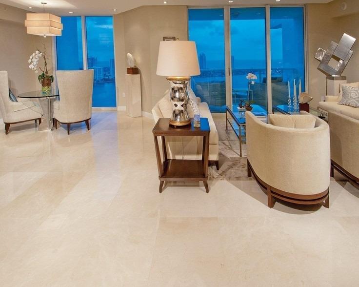 M rmol crema marfil cl sico importado espa ol piso loseta for Porcelanato color marmol