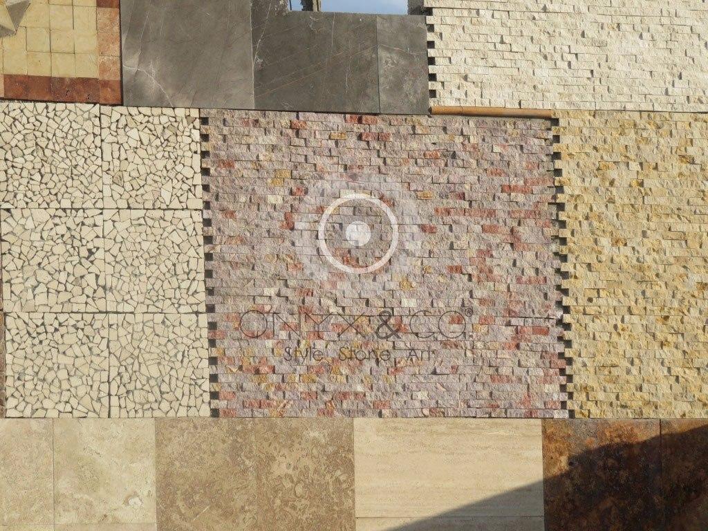 M rmol laja fachadas recubrimiento paredes piedra natural for Marmol travertino fiorito caracteristicas