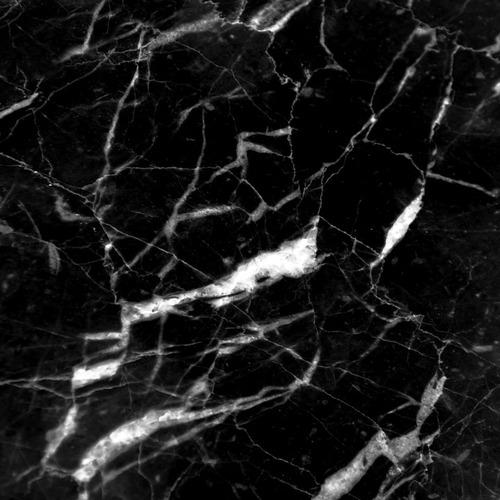 marmol negro marquina pulido en losetas (pisos , muros, etc)
