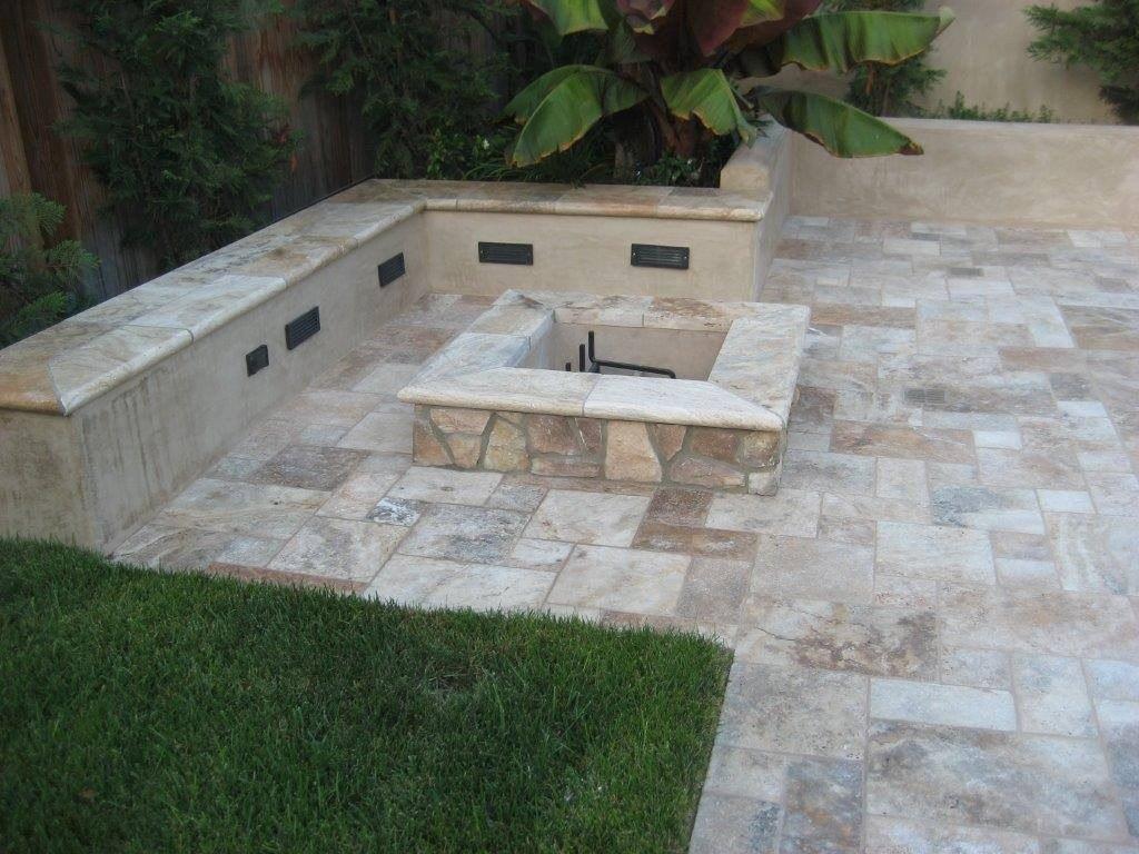 Marmol travertino 40x40 antike 255 00 oferta for Oferta granito marmol