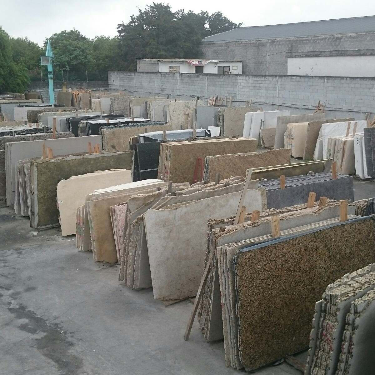 M rmoles granitos cuarzo areniscas calizas u s for Placas de marmol y granito