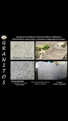 mármoles y granitos