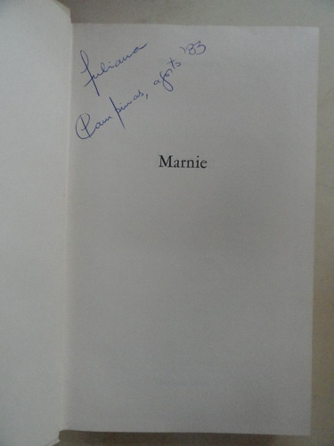 marnie - winston graham