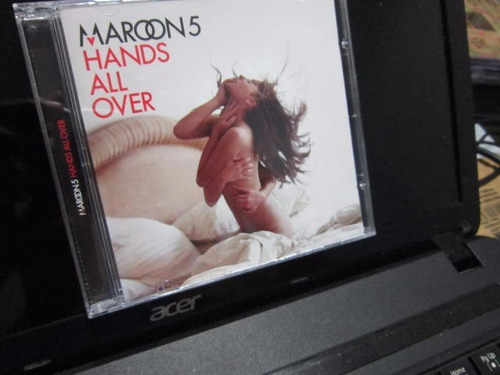 maroon 5, cd hands all over, 2011