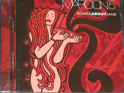 maroon 5 / songs about jane c d 12 tracks
