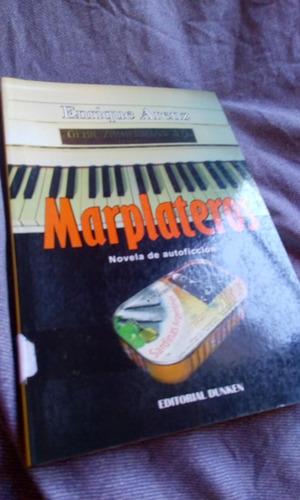 marplateros novela autoficcion enrique arenz