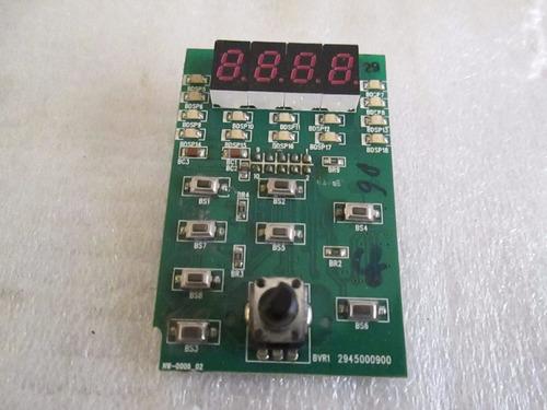 marposs e9066  tarjetas display e192988