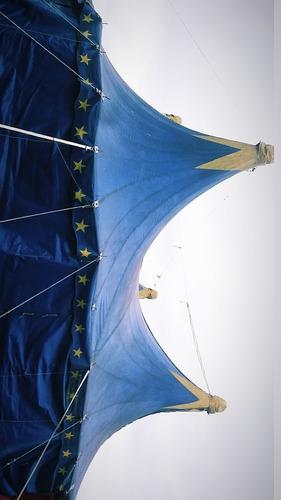 marquise/tenda estilo circo para eventos