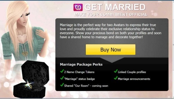To Imvu How In Get Married
