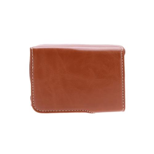 (marrn) cubierta bolsa caso para cmara de sony a5000 a5100 n