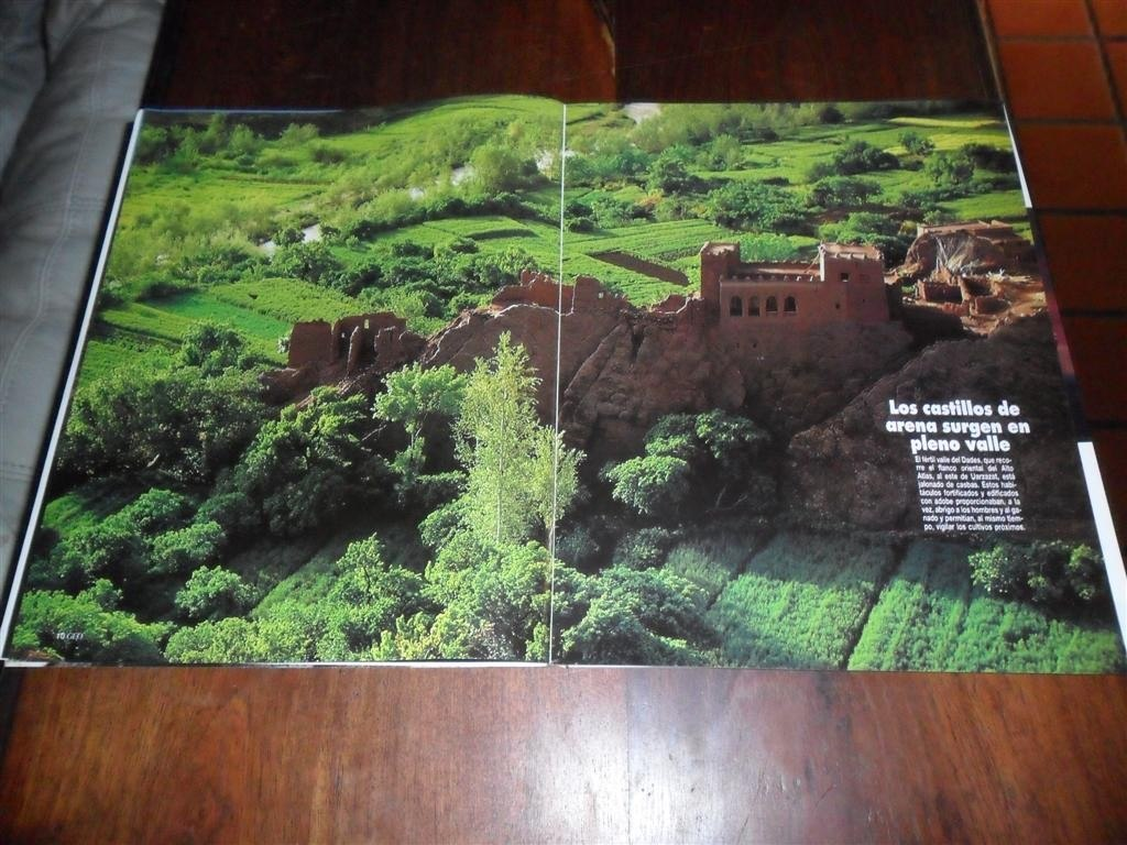 Marruecos A Merced Del Aire 1994 Agadir Yann Arthus Bertrand 9900