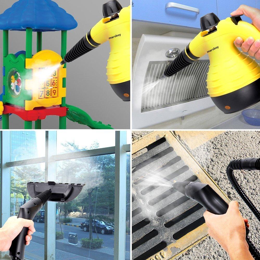 Marsboy port til a presi n limpiador de vapor con 9 gratis - Limpiador de errores gratis ...
