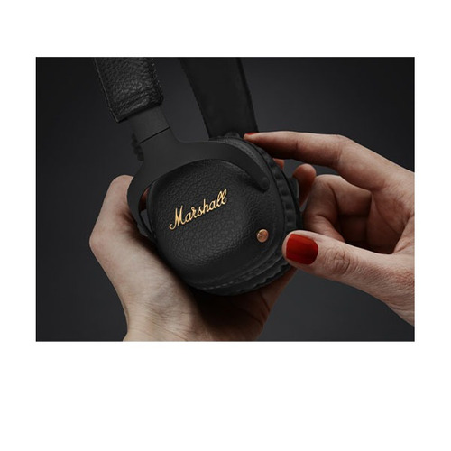 marshall audífono bluetooth noise cancelling mid negro