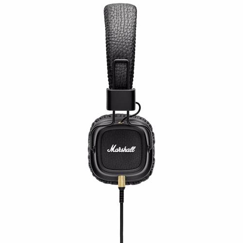 marshall audífonos major ii on ear negro - phone store
