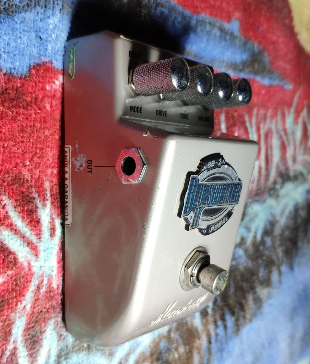 Marshall Bb-2 Bluesbreaker Ii Dynamic Mod Jrmod - Willaudio