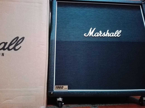marshall cabina 1960a 4x12a   fender, gibson, ibanez, prs