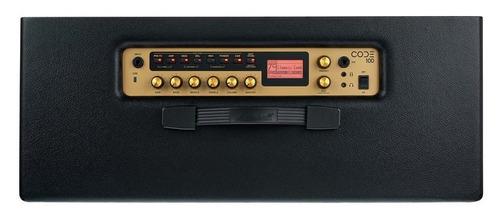 marshall code100 combo amplificador para guitarra  2 de 12
