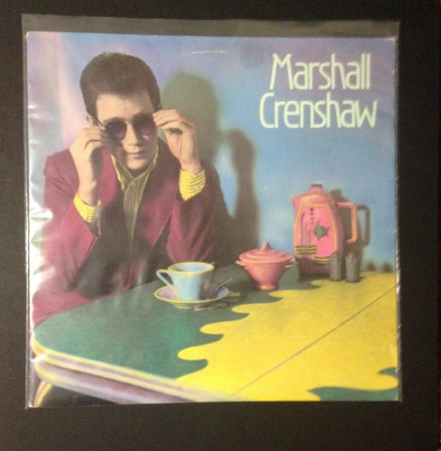 marshall creenshaw rock internacional acetato importado